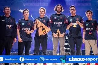 Counter Strike: AVANGAR campeona en BLAST Pro Series: Moscow 2019