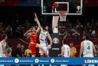 España venció 95-75 a Argentina y es el nuevo campeón mundial de básquet