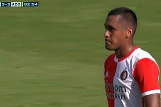 Renato Tapia marcó autogol pero al final celebró triunfo del Feyenoord |VIDEO