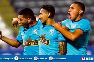 Sporting Cristal volvió a sonreír de la mano de Manuel Barreto