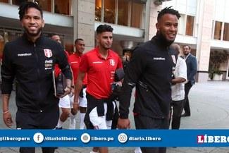 Selección Peruana concentrará en Argentina antes de enfrentar a Uruguay en Montevideo