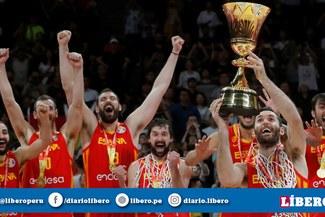 España y su nuevo reto en el básquet: conseguir la medalla de oro en Tokio 2020