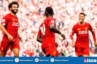 Con su temible tridente, Liverpool inicia su defensa del título en Nápoles