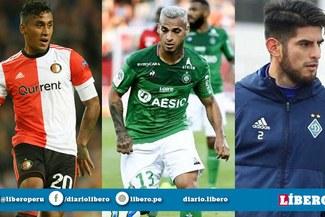 Europa League 2019: resultados y cómo les fue a los equipos de los peruanos en la primera fecha