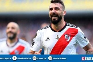 Pratto se desgarró y es duda para el River vs Boca por la Copa Libertadores