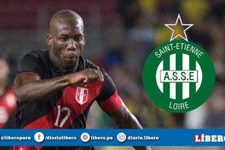 Saint-Étienne confirma interés por Luis Advíncula y evalúa su fichaje