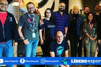 League of Legends: Laura Bozzo visitó los estudios de Riot Games