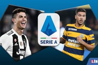 Juventus vs Verona EN VIVO ONLINE por la Serie A
