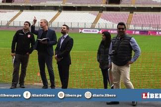 Emisarios de la FIFA inspeccionaron estadios peruanos candidatos a ser sede del Mundial Sub 20
