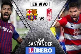 Granada vs Barcelona EN VIVO por la jornada 5 de la liga española