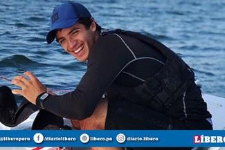Renzo Sanguineti se consagró subcampeón mundial de sunfish [FOTO]