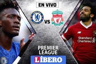 Chelsea vs Liverpool EN VIVO por la jornada 6 de la Premier League