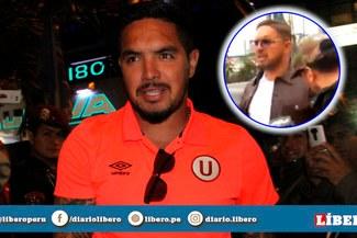 """""""Loco""""  Vargas pierde los papeles y se enfrenta a periodista [VIDEO]"""