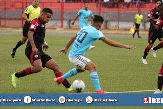 Torneo Clausura: Sporting Cristal empató 1-1 con la UTC en Cajamarca [RESUMEN Y GOLES]