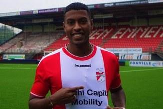 Miguel Araujo se convirtió en el octavo peruano en jugar la liga holandesa