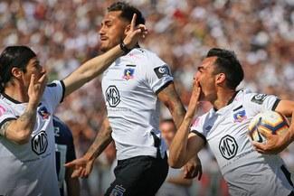 Colo Colo venció por 3-2 a la U. de Chile en el Superclásico chileno [RESUMEN]