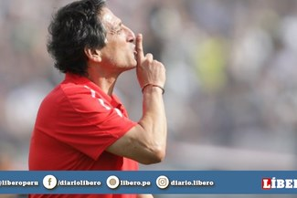Colo Colo: Mario Salas dio conferencia que duró menos de dos minutos [VIDEO]