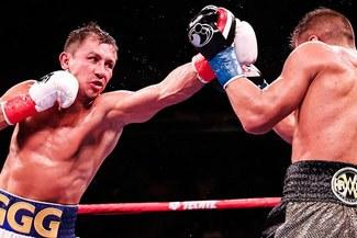 ¡Volvió al trono! Golovkin derrotó a Derevyanchenko y es campeón FIB [VIDEO]