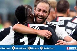 """Ojo con él: Gonzalo Higuaín tiene de """"hijo"""" al Inter de Milán"""