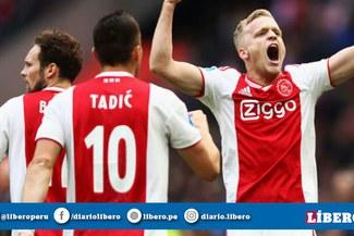 Una locura: Real Madrid está dispuesto a pagar 112 millones por joven figura del Ajax [FOTO]