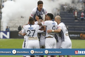 Alianza Lima y las cuatro bajas que tendrá para duelo clave ante San Martín [FOTO]