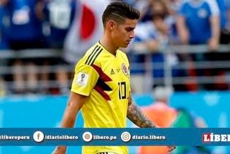 ¿James Rodríguez pidió no ser convocado por Colombia para seguir entrenando en el Real Madrid?