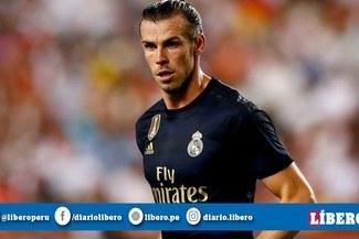 Real Madrid: agente de Gareth Bale le busca nuevo equipo para enero