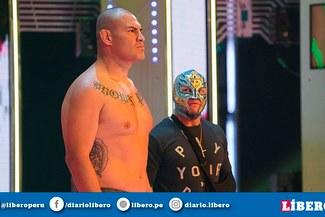 WWE anticipa un gran anuncio con Brock Lesnar y Caín Velásquez para SmackDown