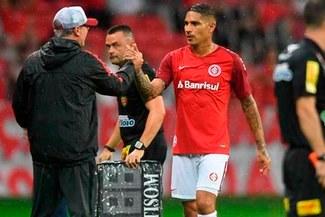 Odair Hellmann no es más técnico del Inter de Paolo Guerrero