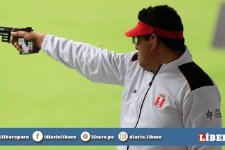 Selección Peruana de tiro lista para debut en Copa Sudamericana 2019 [FOTO]