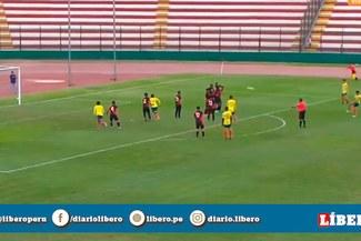 Perú vs Colombia: Genial tiro libre de Brayan Vera para el 3-0 cafetero en la Sub-23 [VIDEO]