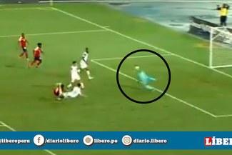 Keylor Navas realizó una espectacular atajada en el Costa Rica vs Haití [VIDEO]
