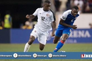 Costa Rica empató 1-1 con Haití por la Liga de Naciones [RESUMEN Y GOLES]