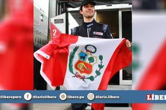 ¡Orgullo nacional! Rodrigo Pflucker se coronó campeón de el IMSA Prototype Challenge en Estados Unidos