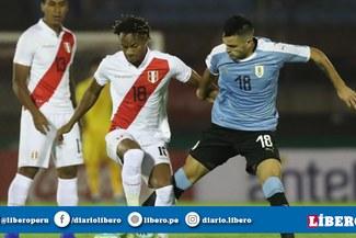Perú cayó 1-0 ante Uruguay en Montevideo por amistoso FIFA [RESUMEN Y GOLES]