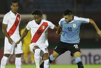 Uruguay derrotó 1-0 a Perú con gol de Rodríguez [RESUMEN Y VIDEO]