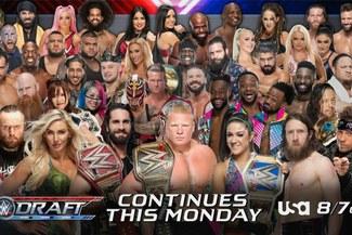 WWE SmackDown: Todos los fichajes en la primera parte del Draft 2019 [VIDEO]