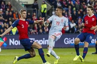 España se lleva un amargo empate 1-1 ante Noruega en eliminatorias para la Eurocopa 2020 [VIDEO]