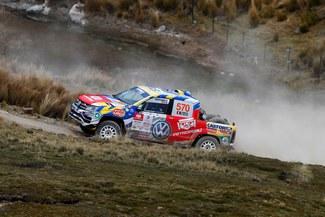 Caminos del Inca 2019: VW Rally Team y cómo le fue tras la primera etapa de la competencia