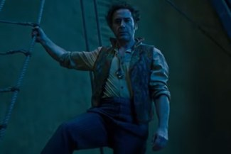 'Dr. Dolittle': Revelan tráiler con la aparición de Robert Downey Jr. [VIDEO]
