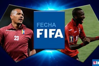 Venezuela vs Trinidad y Tobago [EN VIVO Movistar] La Vinotinto gana 2-0 en amistoso internacional fecha FIFA