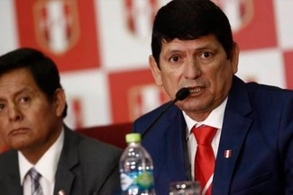 """Agustín Lozano tras aprobación de los estatutos: """"Hoy se dio un paso muy importante para el fútbol peruano"""""""