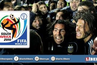 """Mundial Sudáfrica 2010: clasificó a Argentina y ahora esta alejado del fútbol por """"agotamiento mental"""""""