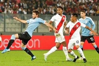 ¡Sabor a derrota! Perú empató 1-1 ante Uruguay que tuvo un hombre menos | RESUMEN Y GOLES