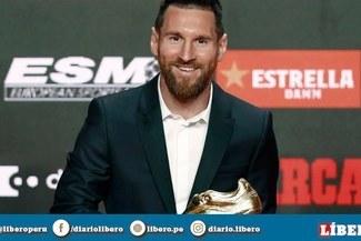Lionel Messi va por su tercer trofeo individual en este 2019