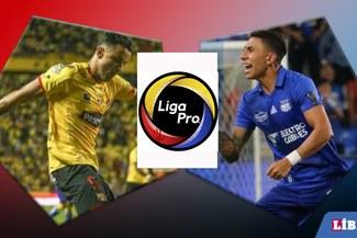 [EN VIVO] Barcelona vs Emelec en una nueva edición del 'Clásico del Astillero'
