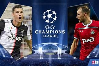 Juventus vs Lokomotiv [ESPN EN VIVO]: 0-0 ONLINE por Champions League