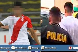 Universitario: jugador de la sub-17 crema fue detenido por abuso sexual