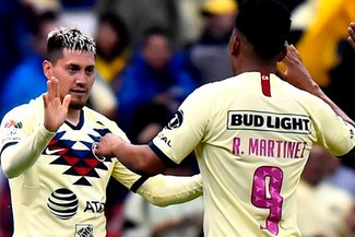 América venció 2-0 al Puebla de Juan Reynoso en la fecha 15 de la Liga MX [VIDEO RESUMEN]
