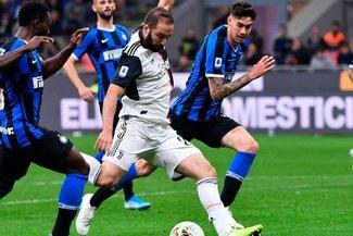 Gonzalo Higuaín, seria duda para en Juventus para enfrentar a Genova